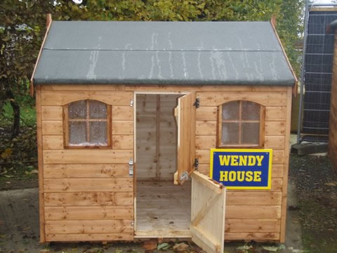 Stable Door Wendy House