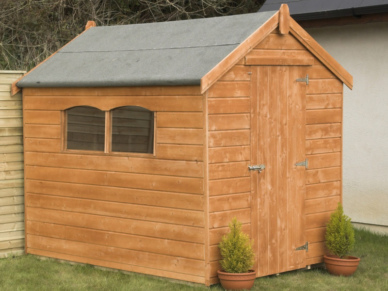 Ballyfree garden shed